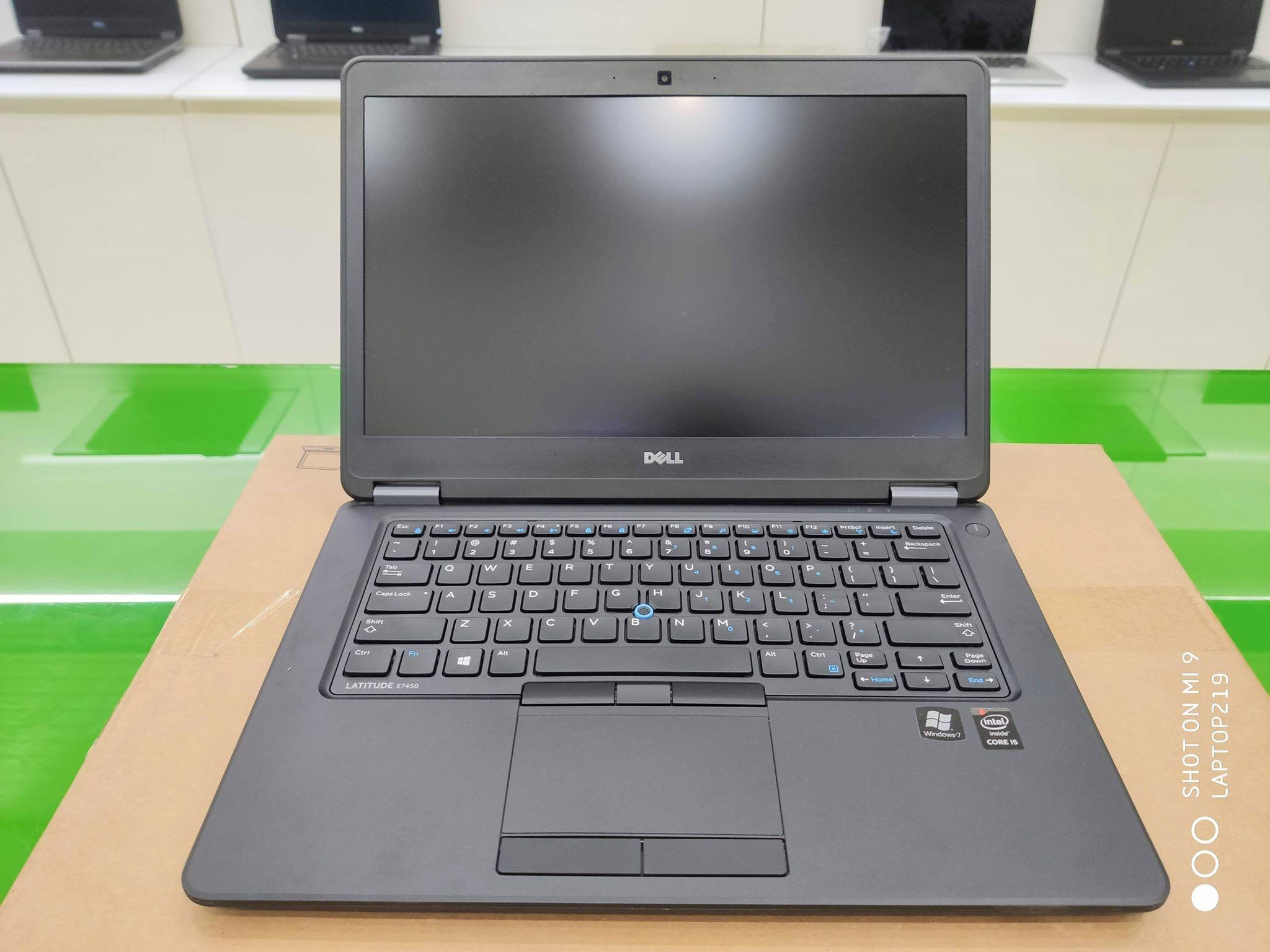 Dell Latitude E7450 Core i5-5300U Ram 8Gb Ssd 256Gb