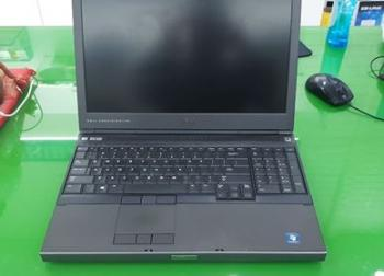 Dell Precision M4800 Core i7-4800MQ Ram 8Gb Ssd 128Gb + Hdd 500Gb